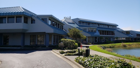 Business Center Painting Project In Marin County